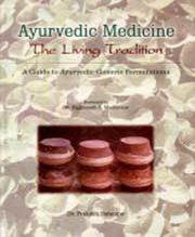 Ayurvedic Medicine, Prakash Paranjpe, Forword By Dr.Raghunath A.Mashelkar, JUST ARRIVED Books, Vedic Books