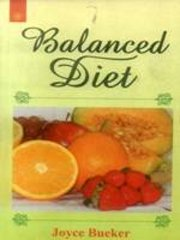 Balanced Diet, Joyce Bueker, SELF-HELP Books, Vedic Books