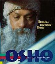 Behind a Thousand Names, OSHO, MASTERS Books, Vedic Books