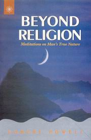 Beyond Religion: Meditations on Man's True Nature, Robert Powell, INSPIRATION Books, Vedic Books