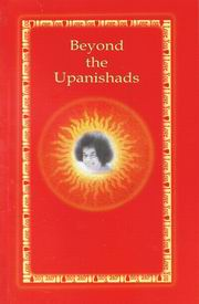 Beyond the Upanishads, Vasantha Sai, MASTERS Books, Vedic Books