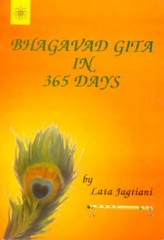 Bhagavad Gita in 365 days, Lata Jagtiani, SPIRITUAL TEXTS Books, Vedic Books