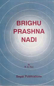 Bhrigu Prashna Nadi, R.G. Rao, JUST ARRIVED Books, Vedic Books