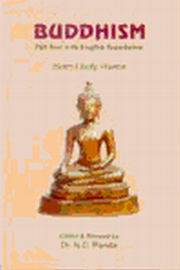 Buddhism: Pali Text with English Translation, Henry Clarke Warren, Dr. N.C. Panda (Ed.), BUDDHISM Books, Vedic Books