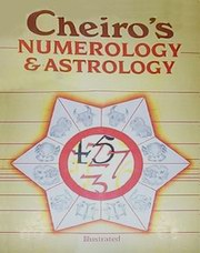 Cheiro's Numerology & Astrology(The Book of Fate & Fortune), Cheiro, DIVINATION Books, Vedic Books