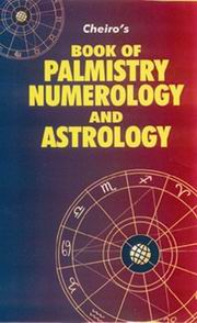 Cheiro's Book of Palmistry Numerology and Astrology, Cheiro, DIVINATION Books, Vedic Books