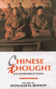 Chinese Thought, Donald H. Bishop (Ed.), PHILOSOPHY Books, Vedic Books