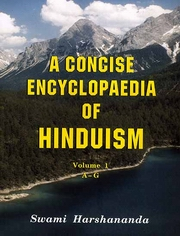 Concise Encyclopaedia of Hinduism (3 vols), Swami Harshananda, RELIGIONS Books, Vedic Books
