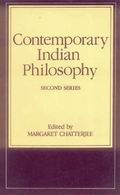 Contemporary Indian Philosophy Chatterjee