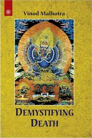 Demystifying Death, Vinod Malhotra, PHILOSOPHY Books, Vedic Books