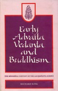 Early Advaita Vedanta & Buddhism