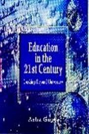 Education in the 21st Century: Looking Beyond University, Asha Gupta, EDUCATION Books, Vedic Books