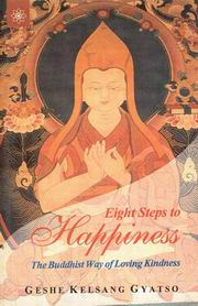 Eight Steps to Happiness, Geshe Kelsang Gyatso, BUDDHISM Books, Vedic Books