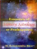 Essentials of Horary Astrology or Prasnapadavi