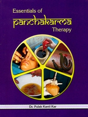 Essentials of Panchakarma Therapy, Pulak Kanti Kar, AYURVEDA Books, Vedic Books