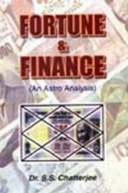 Fortune & Finance, S.S. Chatterjee, JYOTISH Books, Vedic Books