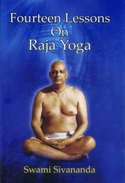 Fourteen Lessons on Raja Yoga, Gurudev Swami Sivanandaji Maharaj, MASTERS Books, Vedic Books