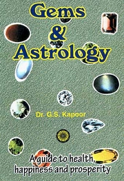 Gems & Astrology, Dr. G. S. Kapoor, JYOTISH Books, Vedic Books