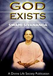 God Exists, Swami Sivananda, MASTERS Books, Vedic Books