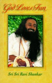God Loves Fun, Sri Sri Ravi Shankar, INSPIRATION Books, Vedic Books