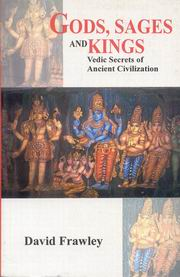Gods, Sages and Kings, David Frawley, SPIRITUAL TEXTS Books, Vedic Books