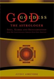 God The Astrologer, Jeffrey Armstrong, DIVINATION Books, Vedic Books