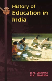 History of Education in India, R.N. Sharma, R.K. Sharma,  Books, Vedic Books