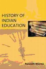 History of Indian Education, Ram Nath Sharma, EDUCATION Books, Vedic Books