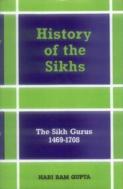 History of the Sikhs (5 Vols.), Hari Ram Gupta, JUST ARRIVED Books, Vedic Books