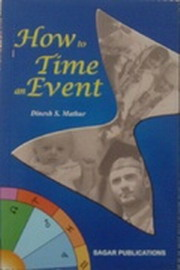 How to time an event, Dinesh S.Mathur, DIVINATION Books, Vedic Books