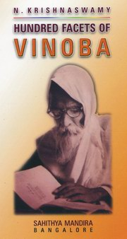 Hundred Facets if Vinoba, N. Krishnaswamy, MASTERS Books, Vedic Books