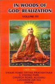 In Wood of God-Relization: Volume - 3 (The Deluxe Edition), Swami Rama Tirtha, MASTERS Books, Vedic Books