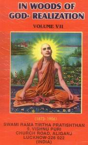 In Wood of God-Relization: Volume - 7 (The Deluxe Edition), Swami Rama Tirtha, MASTERS Books, Vedic Books