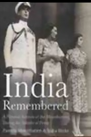 India Remembered: A Personal Account of the Mountbattens, Pamela Mountbatten, India Hicks, HISTORY Books, Vedic Books