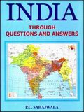 India through Questions and Answers - In 2 Volumes