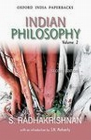 Indian Philosophy (Vol 2), S. Radhakrishnan, PHILOSOPHY Books, Vedic Books