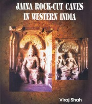 Jaina Rock-Cut Caves in Western India (In 2 Volumes), Viraj Shah, HISTORY Books, Vedic Books