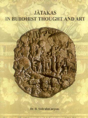 Jatakas in Buddhist Thought and Art (In 2 Volumes), Dr. B. Subrahmanyam, PAINTING Books, Vedic Books
