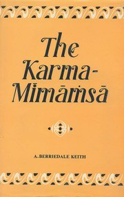 The Karma Mimamsa, A. Berriedale Keith, JUST ARRIVED Books, Vedic Books
