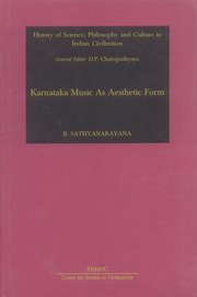 Karnataka Music As Aesthetic Form, R. Sathyanarayana, MUSIC Books, Vedic Books