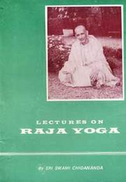 Lectures on Raja Yoga, Swami Chidananda, YOGA Books, Vedic Books