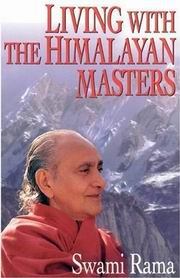 Living With the Himalayan Masters, Swami Rama, SPIRITUALITY Books, Vedic Books