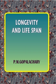 Longevity and Life Span, P.M. Gopalachary, ASTROLOGY Books, Vedic Books