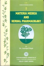 Materia Medica And Herbal Pharmacology, Dr. Amritpal singh, AYURVEDA Books, Vedic Books