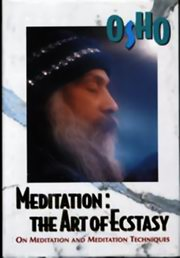 Meditation: The Art of Ecstacy, Osho, OSHO Books, Vedic Books
