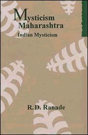 Mysticism in Maharashtra: Indian Mysticism, Dr. R.D. Ranade, JUST ARRIVED Books, Vedic Books