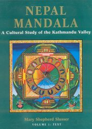 Nepal Mandala: A Cultural Study of the Kathmandu Valley (In 2 Volumes), Mary Shepherd Slusser, PAINTING Books, Vedic Books