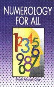 Numerology for All, Ashutosh Ojha, DIVINATION Books, Vedic Books