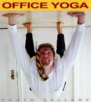 Office Yoga, Julie Friedeberger, YOGA Books, Vedic Books