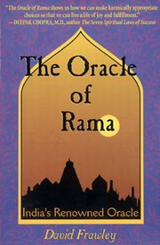 The Oracle of Rama, David Frawley, JYOTISH Books, Vedic Books